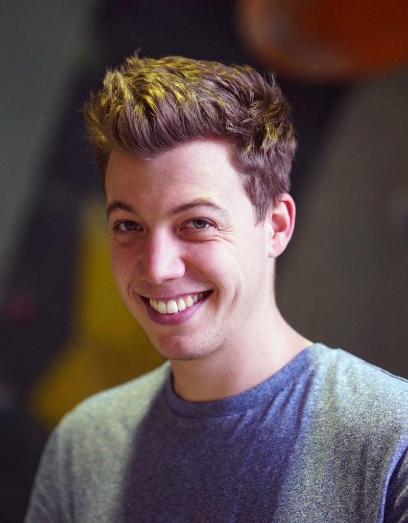 Portrait Daniel Poschinger